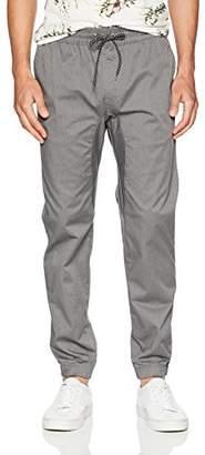 Retrofit Sportswear Men's Woven Athleisure Jogger Pant