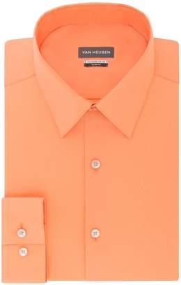 Van Heusen Men's Extreme Color Endurance Slim-Fit Dress Shirt