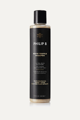 Philip B - White Truffle Ultra-rich Moisturizing Shampoo, 220ml $54 thestylecure.com
