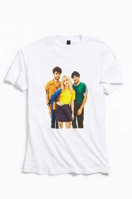Urban Outfitters Paramore Band Photo Tee