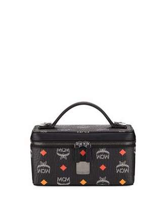 MCM Spektrum Visetos Mini Case with Crossbody Strap
