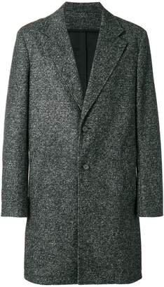 Kenzo classic single-breasted coat