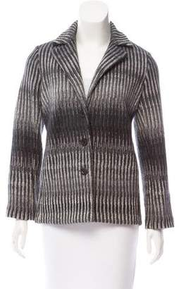 Missoni Knit Wool Blazer