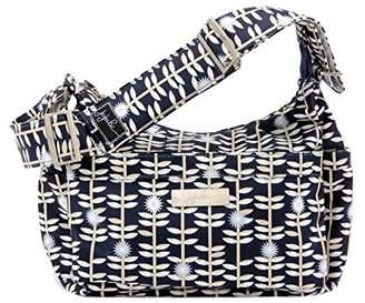 Ju-Ju-Be Onyx Collection - HoboBe - Purse Changing Bag, Black Diamond
