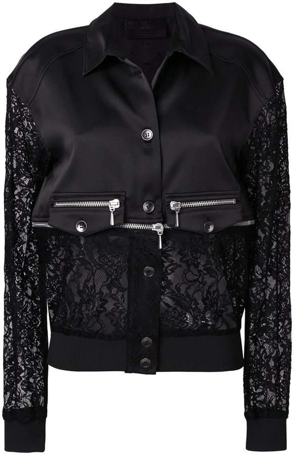 Ehela Webb bomber jacket