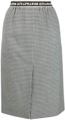Marco De Vincenzo 'Ultrapharum' pencil skirt
