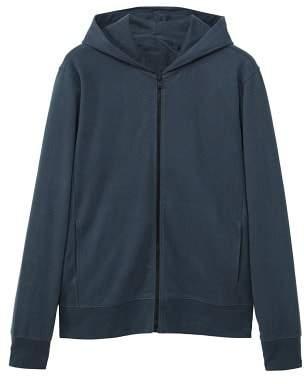 Mango man MANGO MAN Hoodie cotton sweatshirt