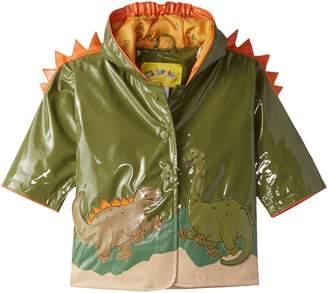 Kidorable Little Boys' Dinosaur Raincoat