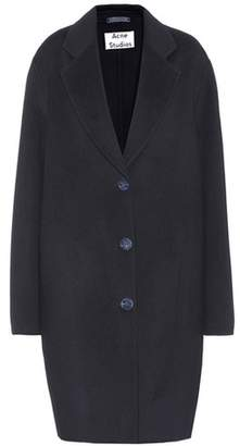 Acne Studios Landi wool and cashmere coat