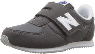 New Balance unisex-baby KV220V1I Kids Shoes