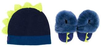 UGG (アグ) - Ugg Australia Kids hat and boots set