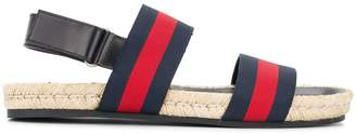 Gucci Web sandals