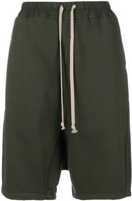 Rick Owens oversized harem shorts