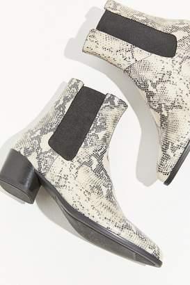 Vagabond Shoemakers Lara Faux Snake Boot