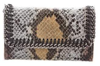 Stella McCartney Embossed Vegan Lather GNR Phone Case Wallet