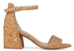 Kenneth Cole Hannon Block Sandals