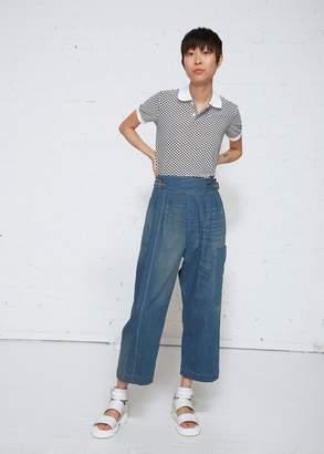 Junya Watanabe Belted Denim Pants