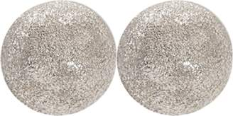 Carolina Bucci Medium Sparkly Ball Earrings
