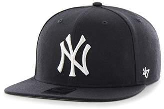 c9664390899  47 47 MLB New York Yankees Sure Shot Captain Baseball Cap One Size.
