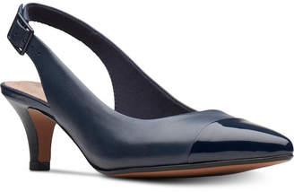 89f848e33ed Clarks Collection Women Linvale Emmy Pumps Women Shoes