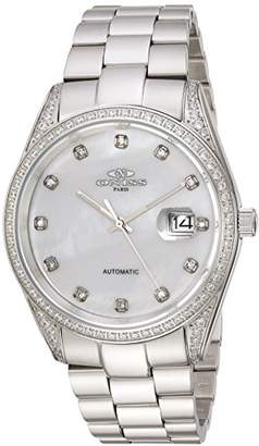 Oniss Paris ' Allure Collection' Japanese Automatic Stainless Steel Dress Watch