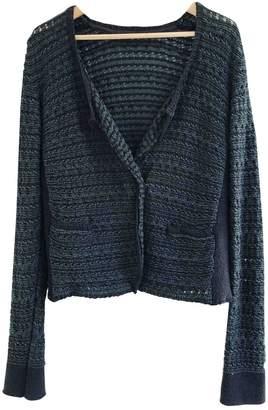 Comptoir des Cotonniers Green Cotton Knitwear for Women