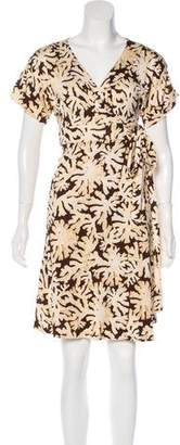 Diane von Furstenberg Toby Silk Dress