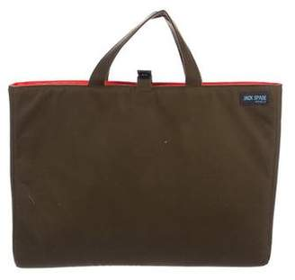 Jack Spade Canvas Laptop Case
