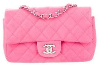 Chanel 2018 Classic Mini Rectangular Flap Bag