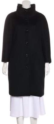 Thakoon Cashmere Knee-Length Coat