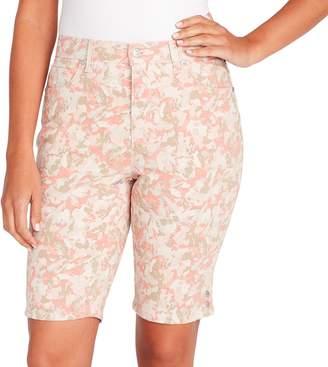 a90e9fea09 Gloria Vanderbilt Petite Amanda Bermuda Shorts