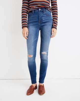 Madewell Petite Roadtripper Jeans: Knee-Rip Edition