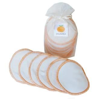 Satsuma Designs Organic Washable 3-Pair Nursing Pads
