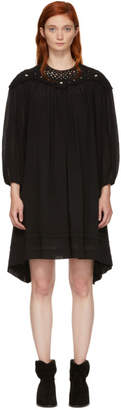 Etoile Isabel Marant Black Rita Dress