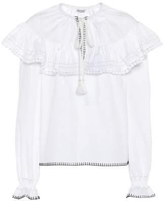 78726114dec Miu Miu Long Sleeve Tops For Women - ShopStyle UK
