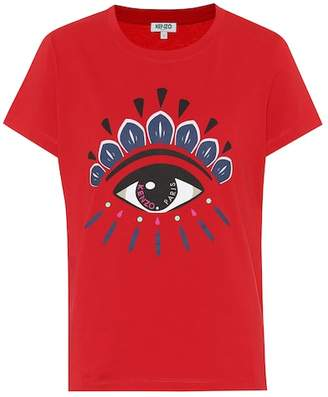 Kenzo Eye printed cotton T-shirt