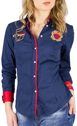 Piel de Toro Women's 42146501 Shirt,(Size:)