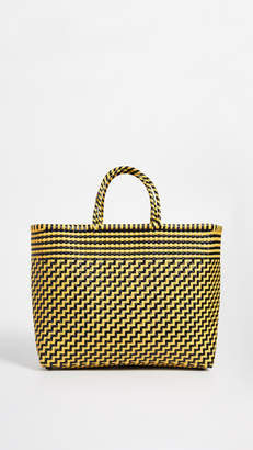 Truss Large Handwoven Tote Bag
