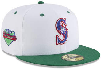 New Era Seattle Mariners Retro Diamond 59FIFTY Fitted Cap