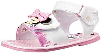 Josmo Character Shoes Disney Minnie Mouse Sandal