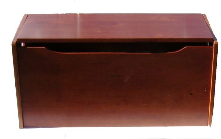 Gift Mark Toy Box - Cherry