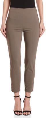 Pierantonio Gaspari High-Waisted Slim Fit Pants