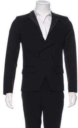Christian Dior 2007 Double-Breasted Wool Blazer