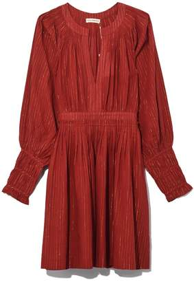 Ulla Johnson Rory Dress in Ruby