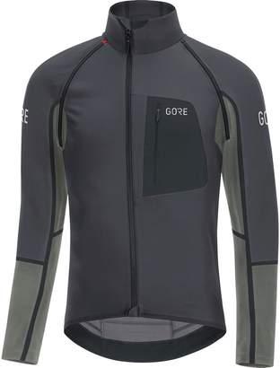 Gore Wear C7 Gore Windstopper Pro Zip-Off Jersey - Men's