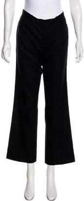 Joseph Rocker Linen High-Rise Pants w/ Tags