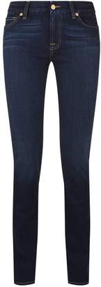 7 For All Mankind Slim Illusion Kimmie Straight Jeans