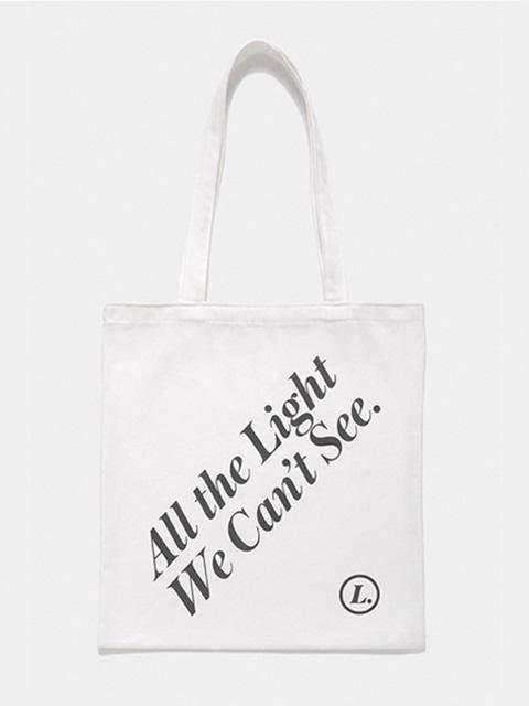 All The Light Tote Bag