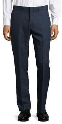 Perry Ellis Portfolio Textured Dress Pants