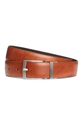 H&M Reversible Belt - Tawny brown - Men